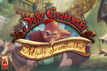 Duke Grabowski: Mighty Swashbuckler game logo